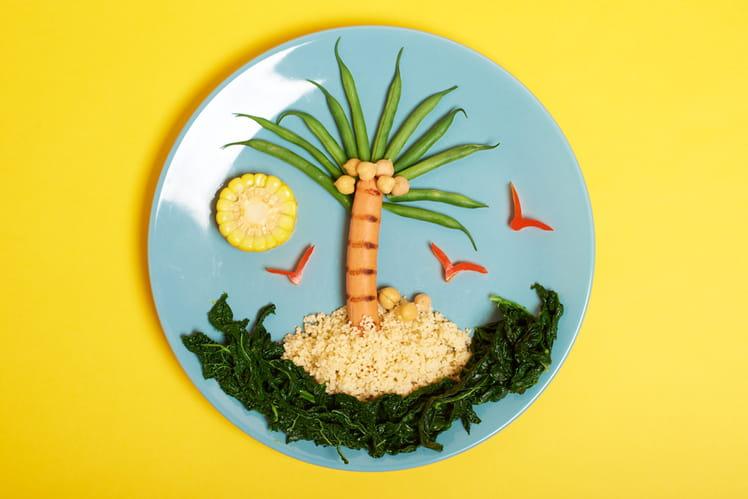 Couscous en île