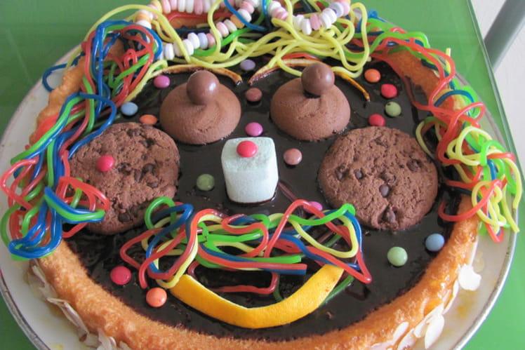 Gâteau anniversaire rapide petit enfant