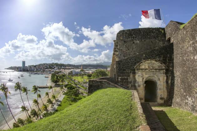 Visite guidée du Fort Saint-Louis