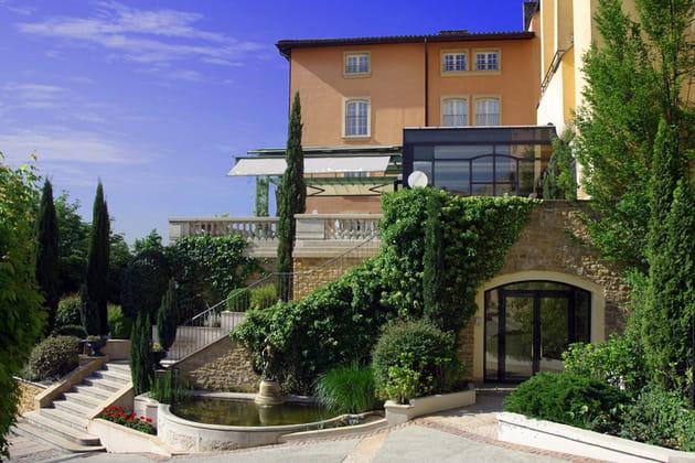 Extérieur de La Villa Florentine