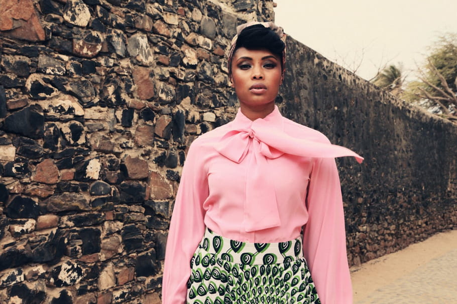 "Imany dévoile son très beau clip ""Lately"" [VIDEO]"