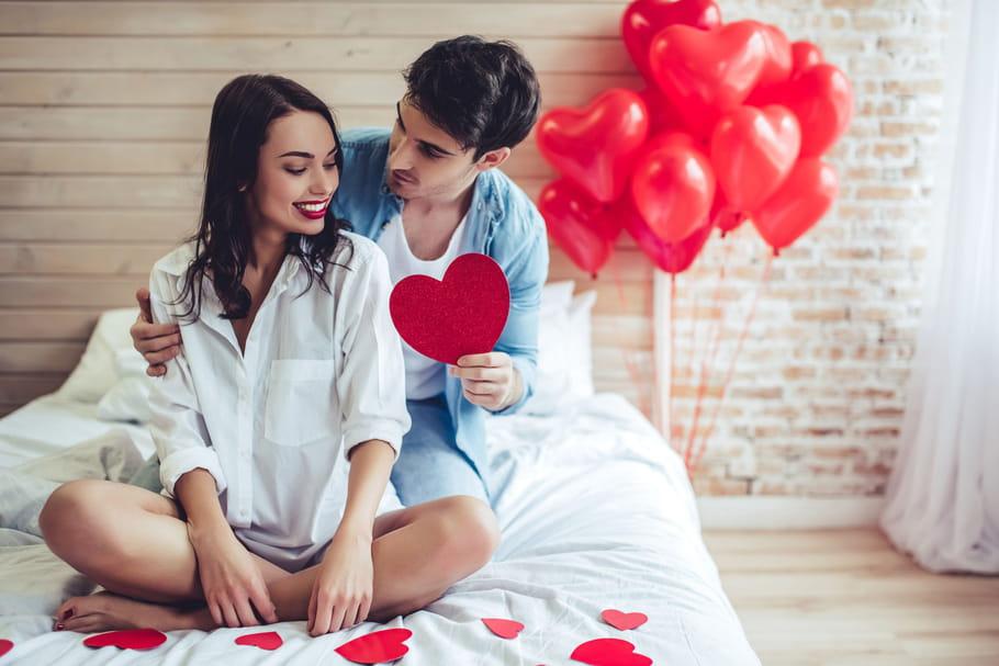 Saint-Valentin 2021: à vous un 14février sexy et réussi