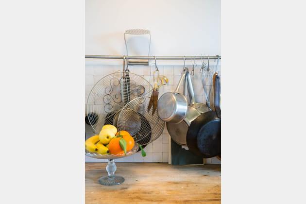 La vaisselle s'expose