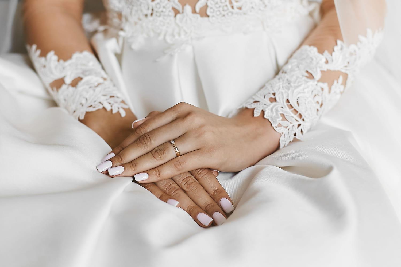 Quelle manucure pour un mariage?
