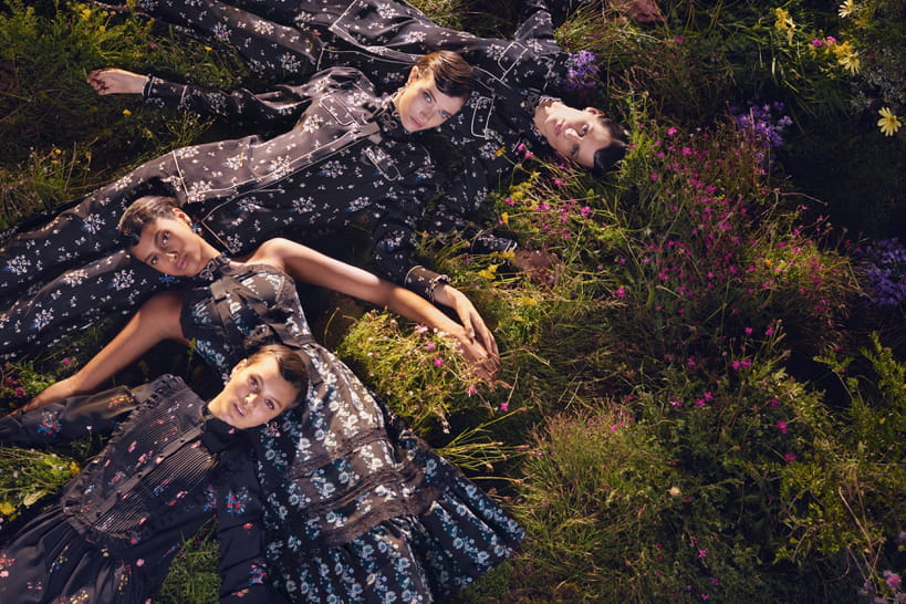 ERDEM X H&M: la campagne de la collab'