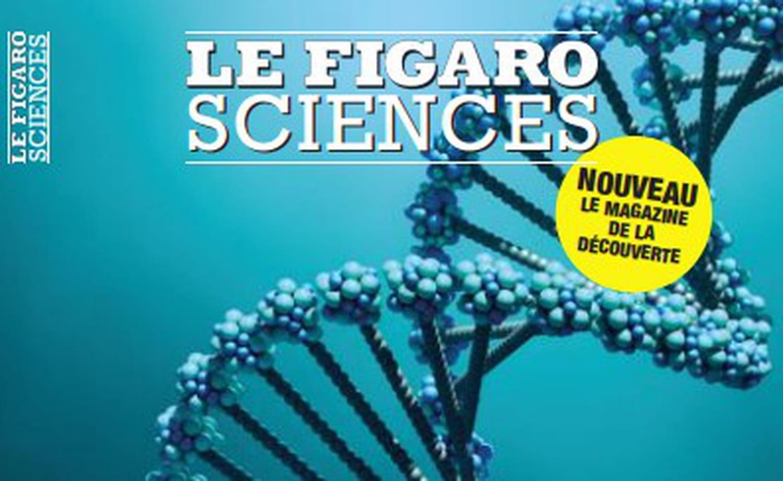 Le Figaro Sciences: nouveau numéro dédié à l'ADN