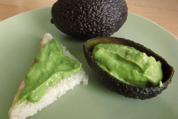 Guacamole mexicain