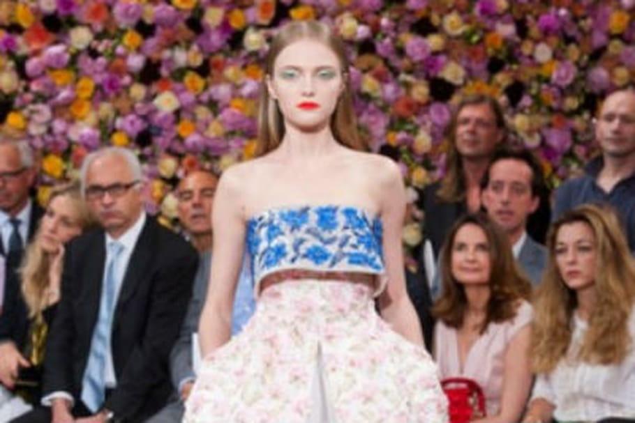Défilé Christian Dior : attendu