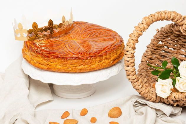 La galette généreuse de Sébastien et Claire Bretteau