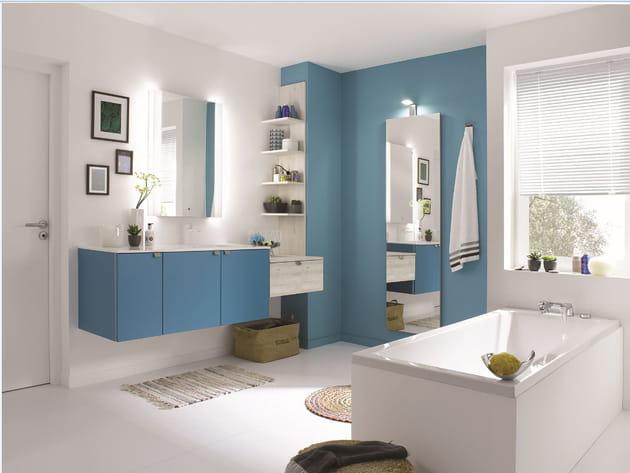 Salle de bain Color par Cuisinella