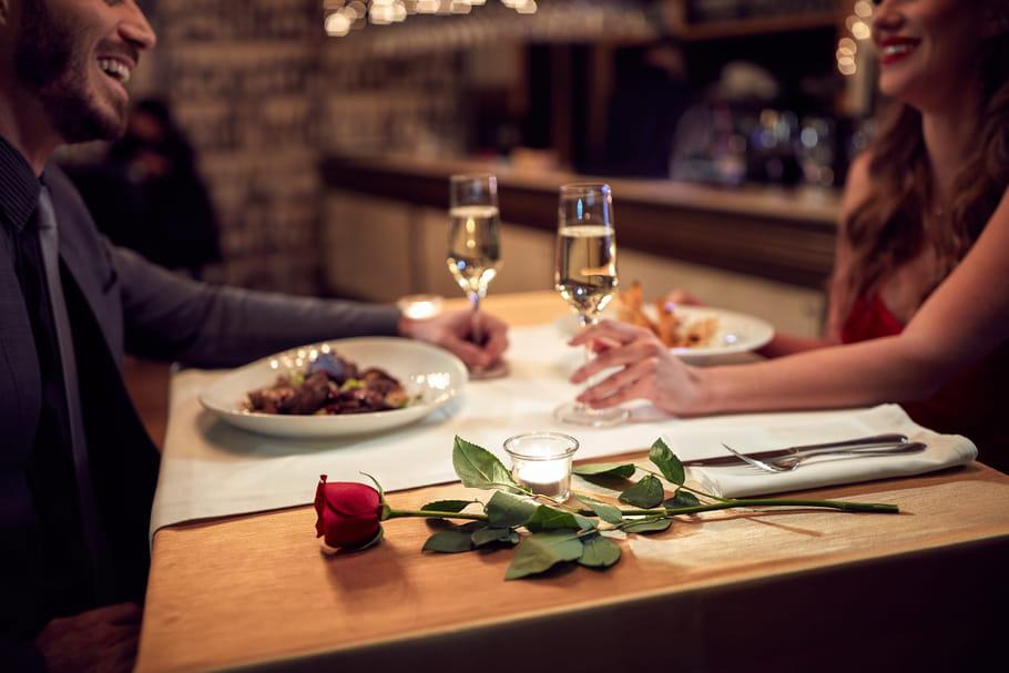 Repas de Saint-Valentin: recettes maison ou en livraison?