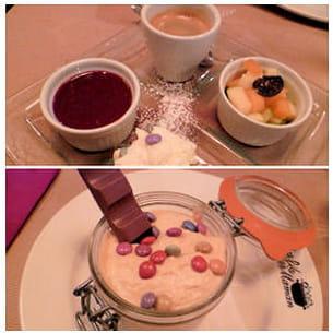 dessert... gourmand!