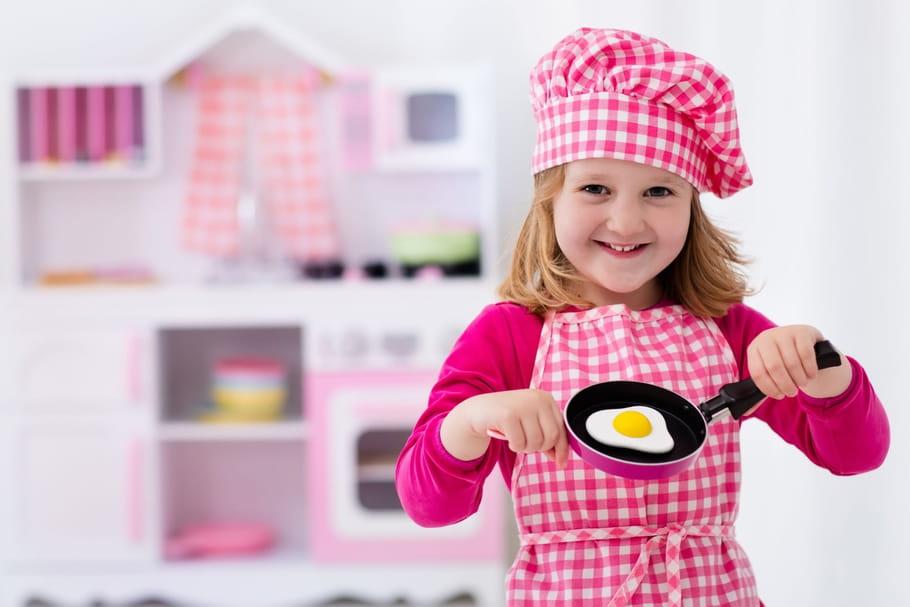 Les meilleures dînettes de cuisine pour enfant