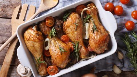 Comment utiliser restes de poulet