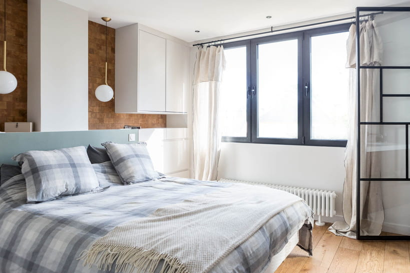 Suite parentale : la chambre version grand confort