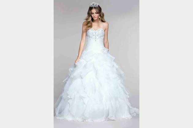 Robe de mariée Baroquis