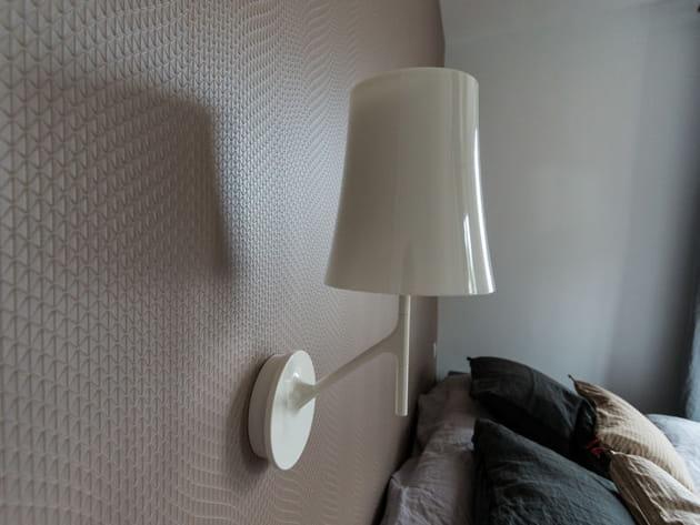 lampe de chevet en applique. Black Bedroom Furniture Sets. Home Design Ideas