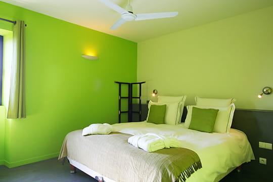 Lampe de table vert-pomme SNÖIG pour chambre d\'enfant - Lampen