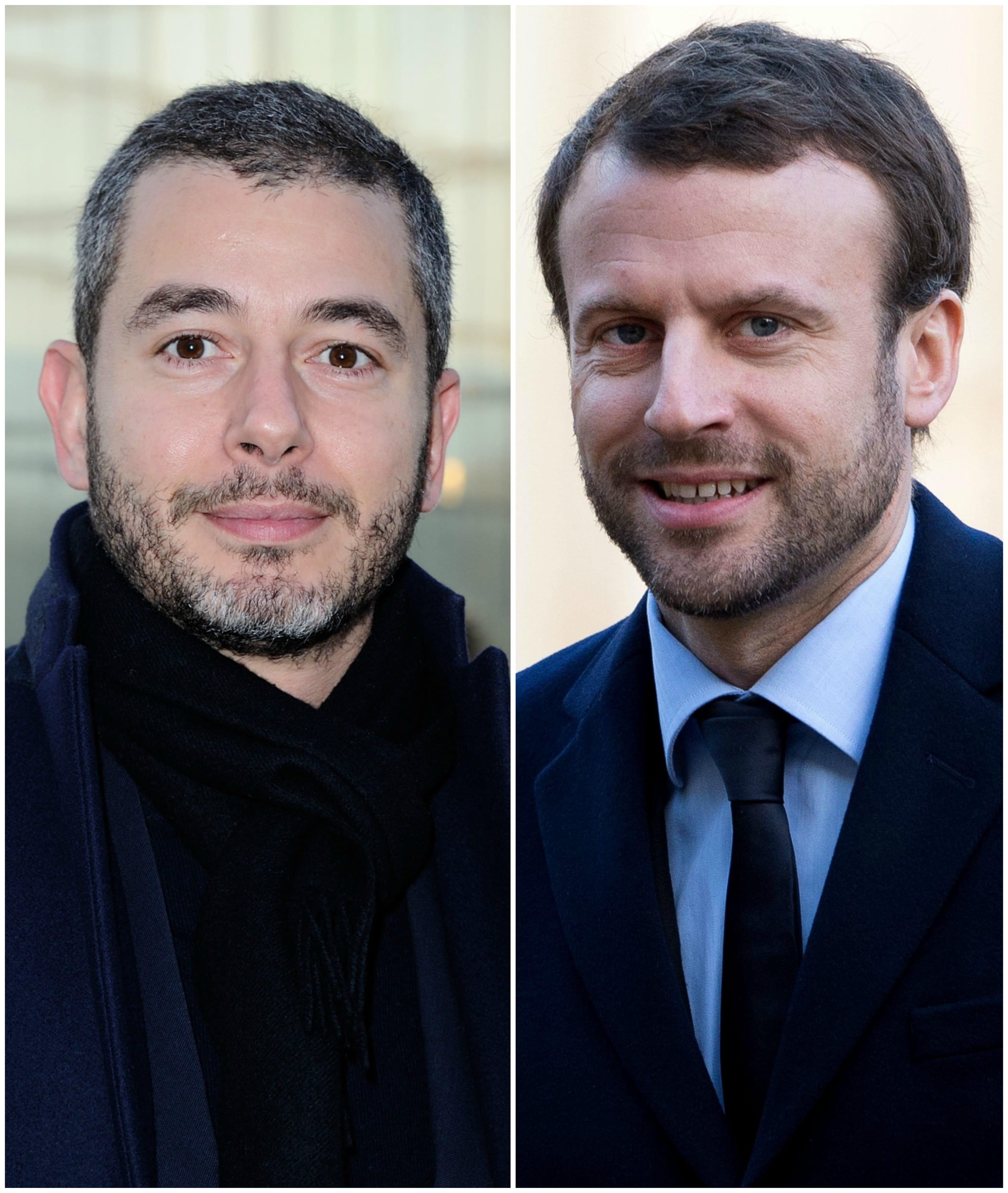 Ali Baddou, prof d'Emmanuel Macron