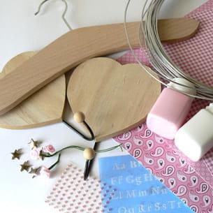 3 idées déco pour une chambre de petite fille