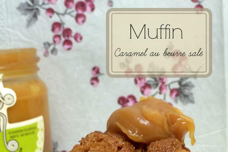 Muffin Caramel au Beurre Salé