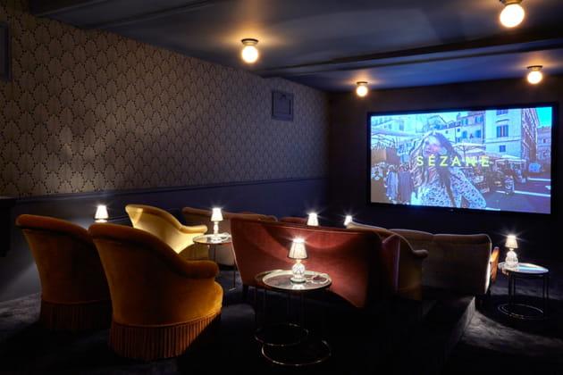 Le Cinéma-Appartement pour un voyage dans le temps