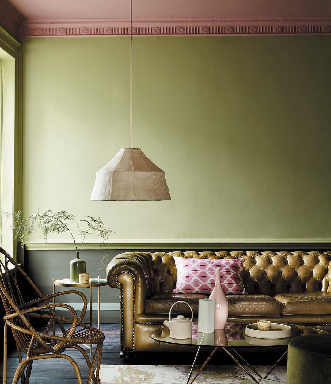Couleur Mur Salon 2019 couleurs tendance pour 2019 : celles qui nous ont tapé dans
