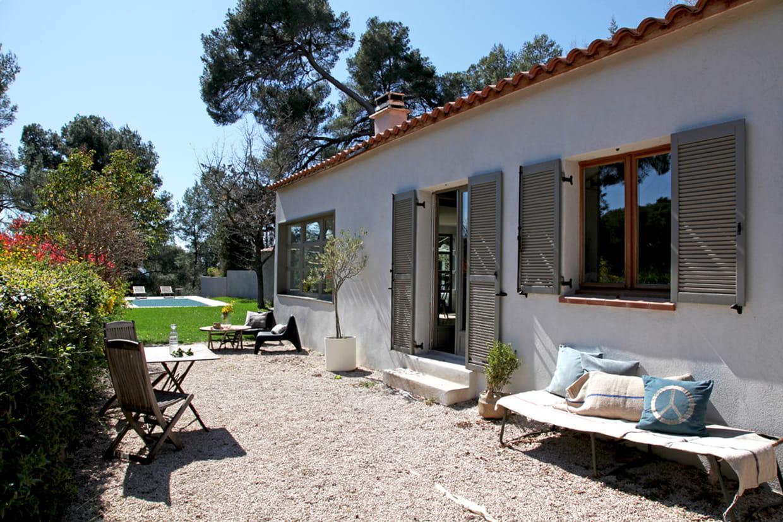 Une maison en pleine nature for Maison en pleine nature