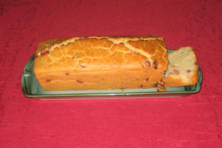Cake aux Knackis