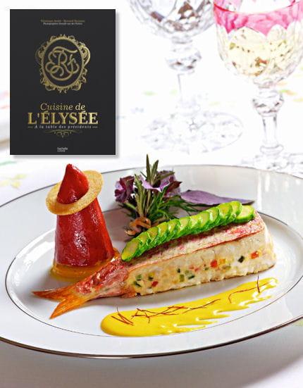 Rouget la proven ale de val ry giscard d 39 estaing - Le journal des femmes cuisine mon livre ...