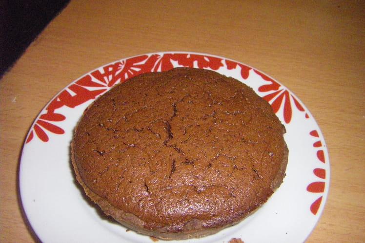 Tarte 100% chocolat toute simple