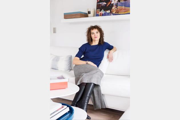 Céline Dewavrin, co-fondatrice de l'agence Raphaël Thomas éditions