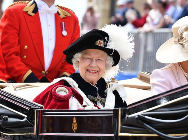 La reine Elizabeth II: sa vie en images [PHOTOS]