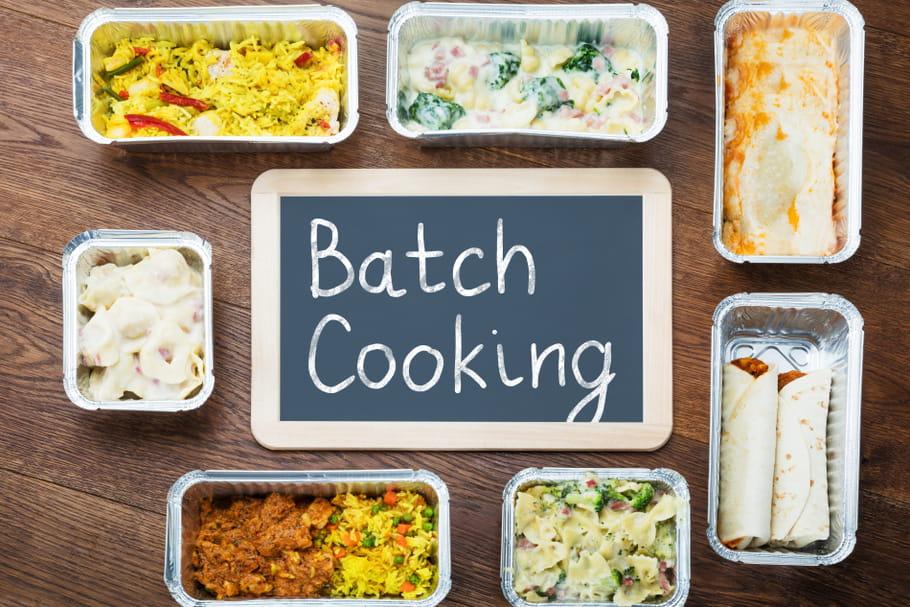 Batch cooking: recettes, menu et livres, on vous guide