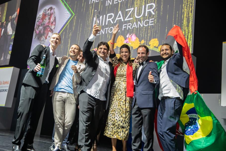 Le restaurant Mirazur de Mauro Colagreco élu Meilleur restaurant du Monde 2019
