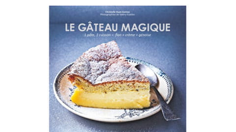 Concours Marabout Gâteau Magique