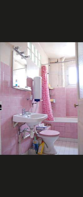 Une salle d'eau totalement relookée