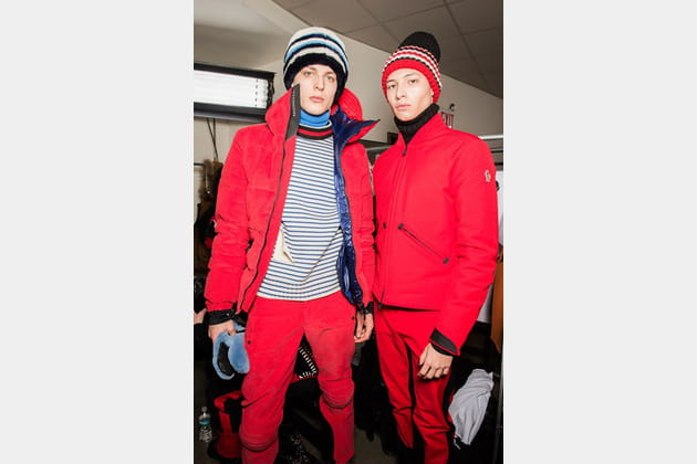 Moncler Grenoble (Backstage) - photo 35