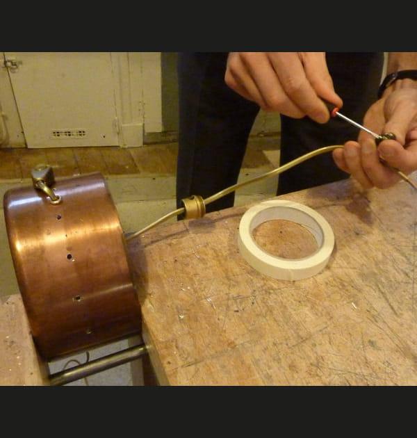 Etape 6: réaliser l'installation électrique