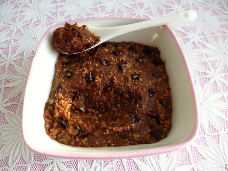 Recette De Bowl Cake Noisette Amande Pepites De Chocolat Avec Son D