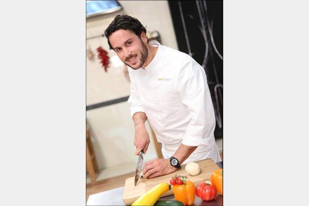 Florian Chatelard, 28 ans