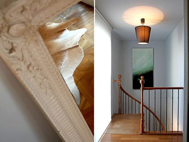Lumières en escaliers