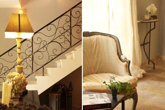 Déliés d'escaliers