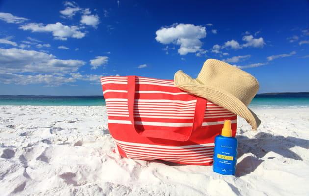 La crème solaire : ça se périme