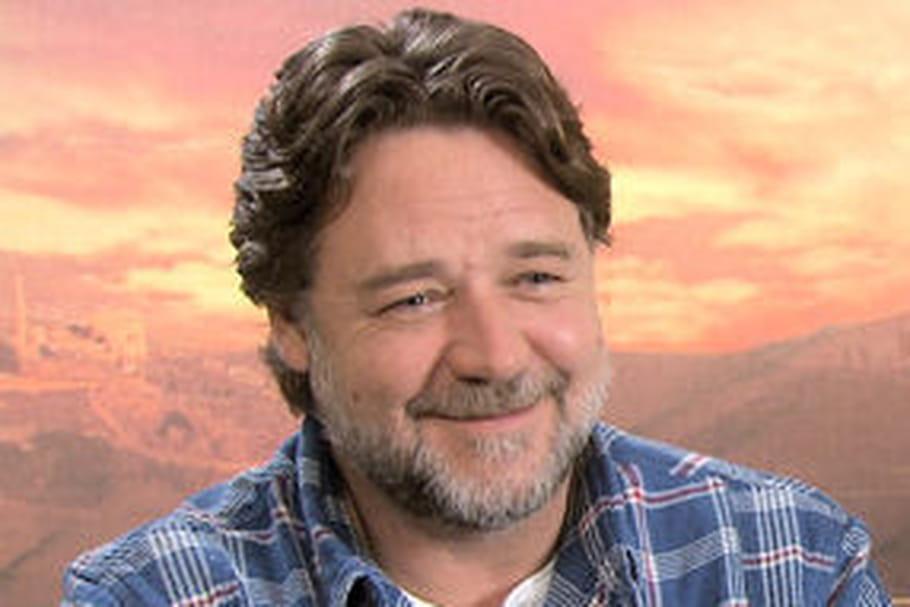 """Russell Crowe : """"Il n'y a pas de limite à ce que je pourrais faire pour mes enfants"""""""