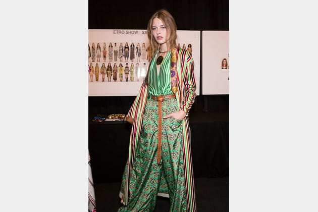 Etro (Backstage) - photo 29