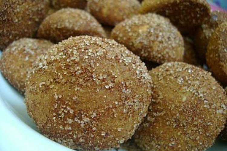Biscuits aux noisettes sans œufs