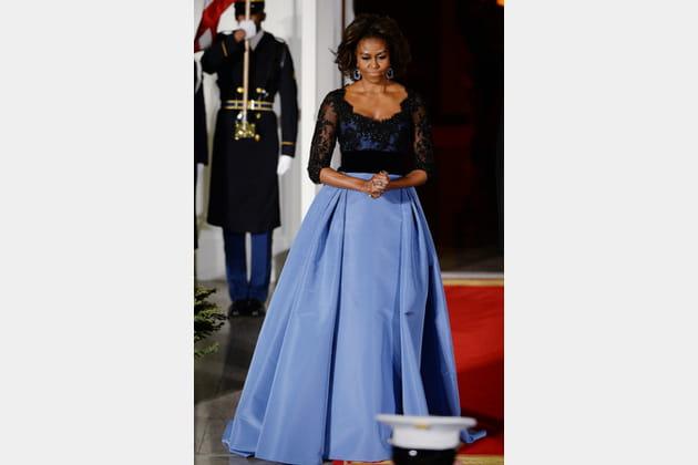 Michelle Obama le 11février 2014