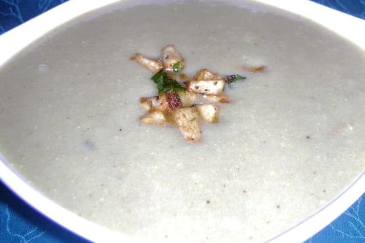 Soupe d'artichaut