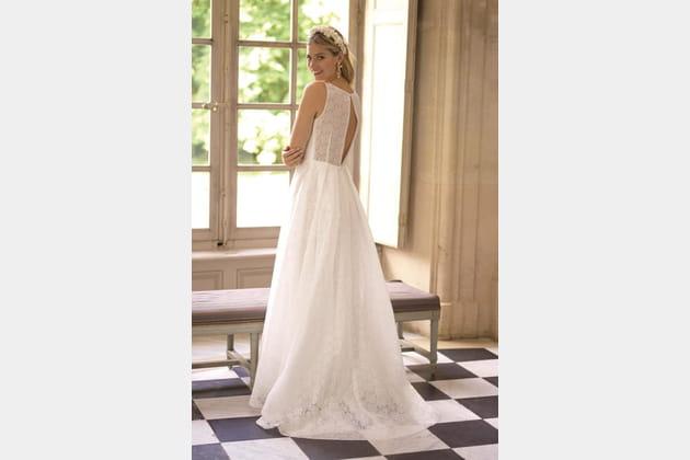 Robe de mariée Coline, Marie Laporte 2020